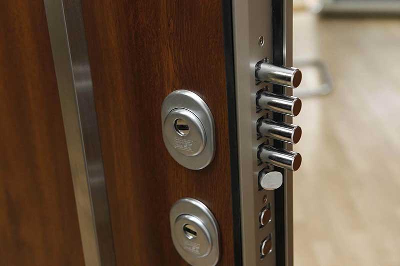 Puertas acorazadas Kiuso